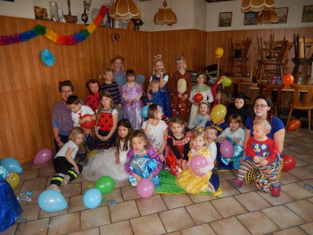 Orndinger Kinderfasching 2019
