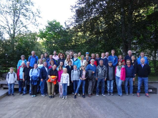 Feuerwehrfest-Helfer-Ausflug 2019